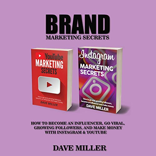 Brand Marketing Secrets  By  cover art