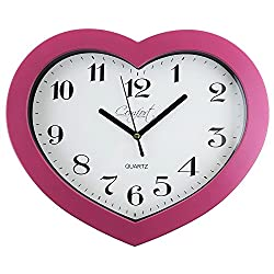 Comfort Home Heart Clock