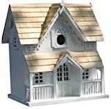 Gingerbread Cottage Birdhouse