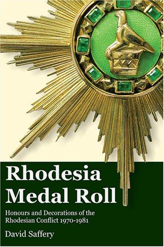 Rhodesia Medal Roll
