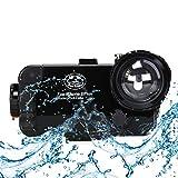 Wasserdichte Unterwasser-Tauchhülle für iPhone 8 Plus,195FT / 60M Schwimmen Surfen Schnorcheln...