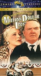 Million Dollar Legs VHS