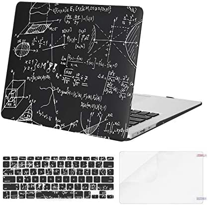 MOSISO Compatible with MacBook Air 13 inch Case Models A1369 A1466 Older Version 2010 2017 Release product image