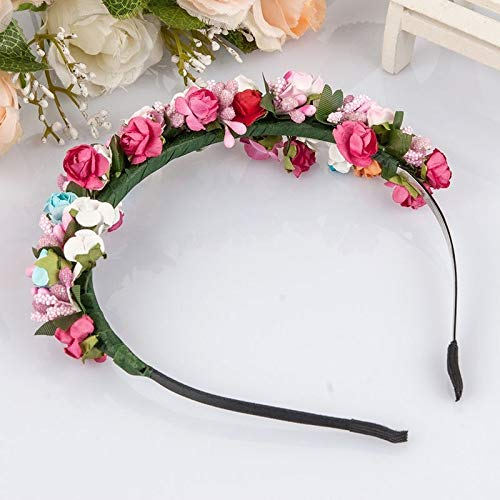 Accessoires de décoration élégants et modernes pour cheveux - Accessoires pour cheveux - Accessoire pour cheveux - Fleur en relief en cristal - Pour femme 1