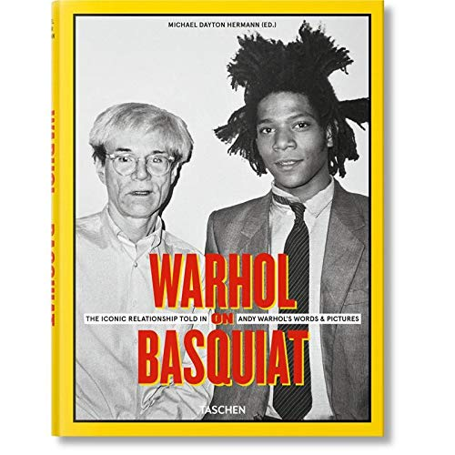 WARHOL ON BASQUIAT - 0 - ENG