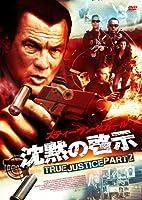 沈黙の啓示 TRUE JUSTICE PART2 [DVD]