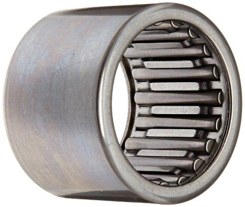 Koyo JH-2020 Needle Roller Bearingd Drawn Cup, Open, Steel Cage, Inch, 1-1/4
