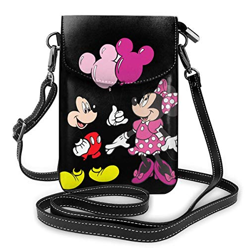 XCNGG Monedero pequeño para teléfono celular Come On, Dumbo Cell Phone Purse Shoulder Bag Travel Daypack Women Girls Party Gift