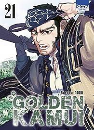 Golden Kamui, tome 21 par Satoru Noda
