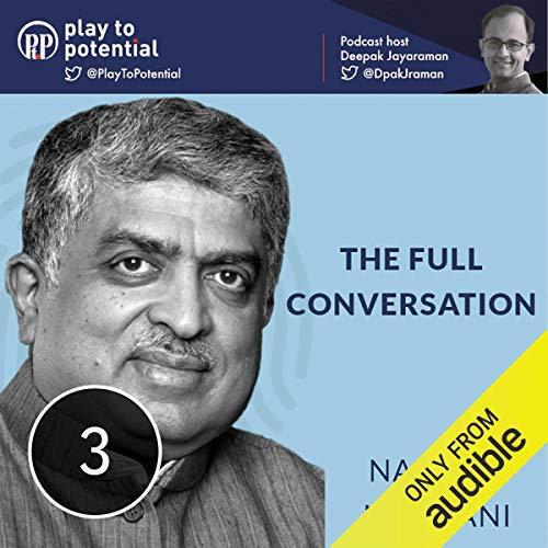 Nandan Nilekani - The Full Conversation cover art