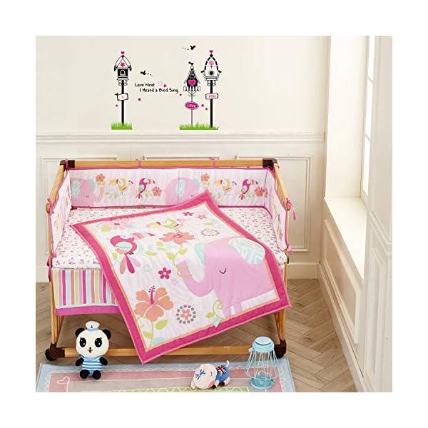 Wowelife Crib Bedding Sets