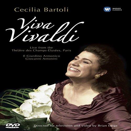 Cecilia Bartoli: Viva Vivaldi (Dvd)