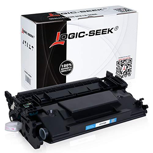 Logic-Seek® Toner kompatibel zu HP CF226X 26X HP Laserjet Pro M402dne M402n M402DW M402dw M400 Series MFP M426 DN/dw/fdn/fdw/fw/n M420 Series-Schwarz 9.000 Seiten