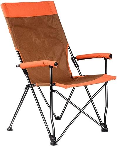 ZXWDIAN Chaise Longue Chaise Pliante extérieure Portable Maison Pause déjeuner Chaise Camping Plage Chaise Chaise Art Esquisse Chaise pêche Tabouret chaises Pliantes