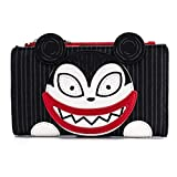 Loungefly Disney The Nightmare Before Christmas Scary Teddy and Undead Duck Wallet