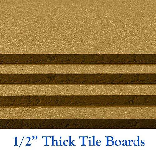 Metermall Home Wanddecoratie Bulletin Memo Prikbord Pin Kurk Tegels Rechthoek met zelfklevende achterkant voor kantoor/thuis/keuken/slaapzaal