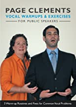 Page Clements Vocal Warmups & Exercises for Public Speakers