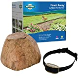 PetSafe Pawz Away Outdoor Pet Barrier for Cats and Dogs – Keeps Pets...