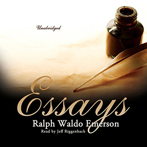 Essays by Ralph Waldo Emerson audiobook cover art