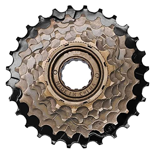 Bicycle Cassette Flywheel 6 Speed ??Spinning Freewheel Flywheel Tower Wheel Accessori per biciclette Good Shock Assorbtion Effect