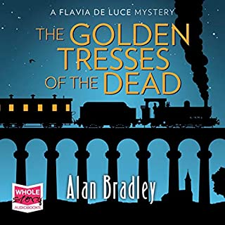 The Golden Tresses of the Dead cover art