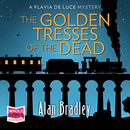 Couverture de The Golden Tresses of the Dead