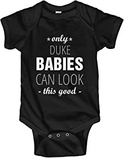 Only Duke Babies Can Look This Good: Infant Bodysuit