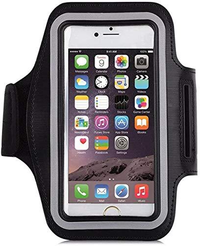 Sport Fitnessstudio Fitness Outdoor Sport Herren und Damen Laufausrüstung Handy Armband für das Iphone6 / 7/8 Portable Fashion Design (Größe: 5,5)-4.7 Excellent