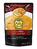 大人むけのスープ オマール海老のクリームビスク 140g ×10袋