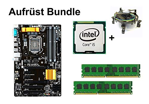 Aufrüst Bundle - Gigabyte Z97P-D3 + Intel Core i5-4670 + 16GB RAM #63865