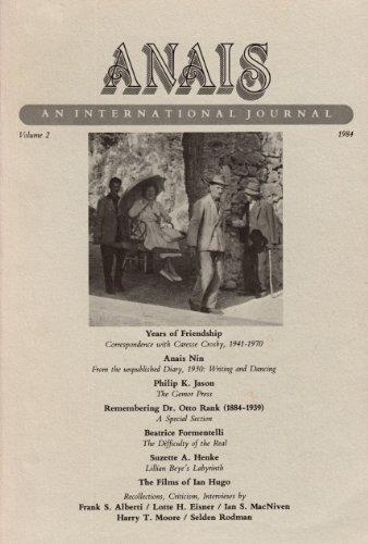 ANAIS: An International Journal, Volume 2 (English Edition)