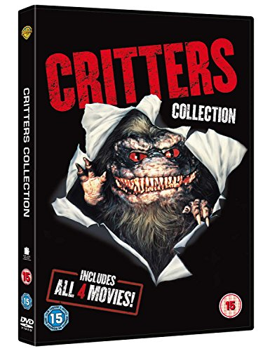 Critters Collection All 4 Movies (UK Import)