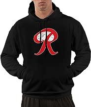 Hooded Sweatshirt for Men - Rainier Beer Capital R Mountain