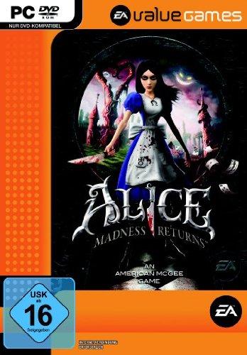 Alice - Madness Returns [Software Pyramide] [Importación alemana]