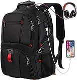 Laptop Rucksack Herren,18,4 Zoll Backpack Schulrucksack Daypack Multifunktion Business Notebook...