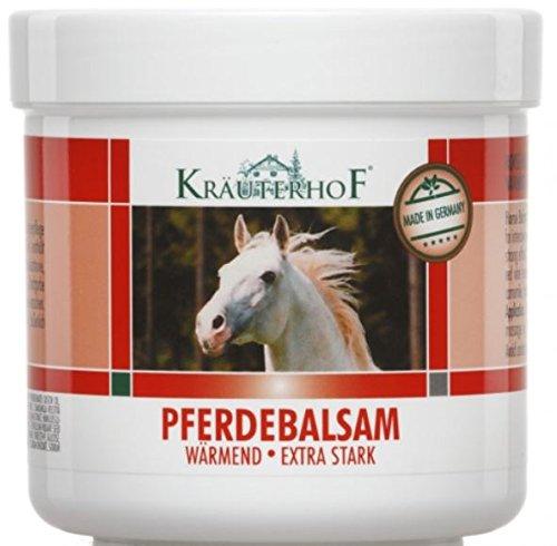 Betz ungüento de caballo con efecto extra fuerte de Kräuterhof 250ml