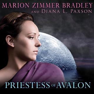 Priestess of Avalon cover art