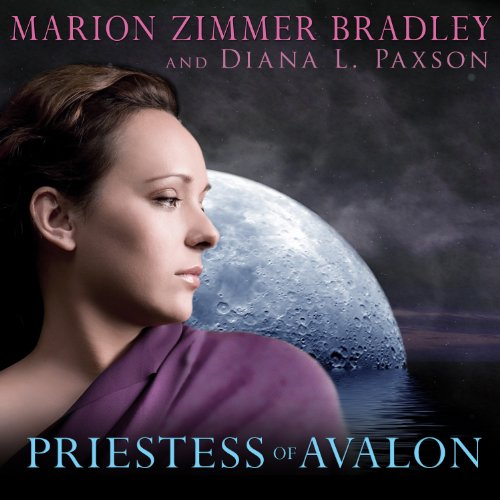 Priestess of Avalon audiobook cover art