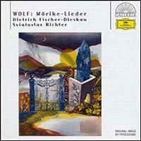 Wolf: Morike Lieder by HUGO WOLF (2008-05-21)