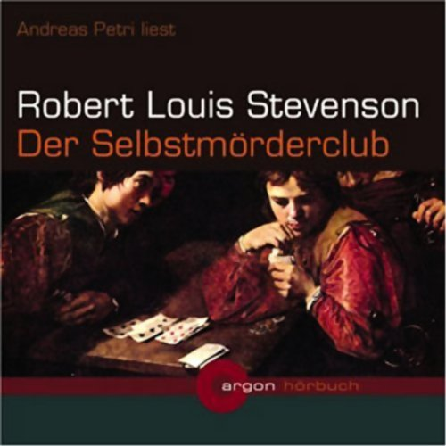 Der Selbstmörderclub audiobook cover art