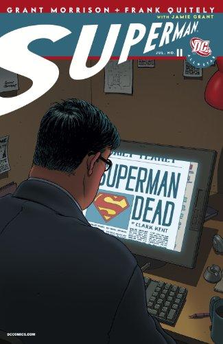 All Star Superman #11 (All-Star Superman) (English Edition)