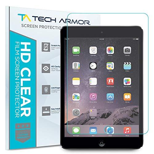 Tech Armor Bildschirmschutz mit Entspiegelung für Apple iPad Mini 1/2 / 3 - Anti-Fingerabdruck - 2 Stück