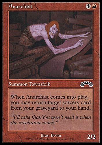 Magic: the Gathering - Anarchist - Exodus
