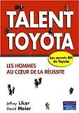 Talent Toyota - Les hommes au coeur de la réussite