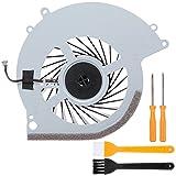 Zacro PS4 Replacement Internal Cooling Fan KSB0912HE for Playstation 4 CUH-10XXA CUH-11XXA CUH-1115A 500GB +...