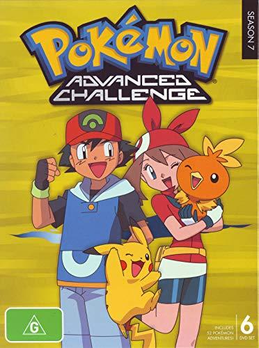 pokemon advanced vol 7 - 9