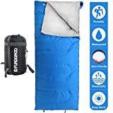 Best Lightweight Sleeping Bags - FUNDANGO Lightweight Sleeping Bag Compact Waterproof Rectangular/Envelope Cozy Review