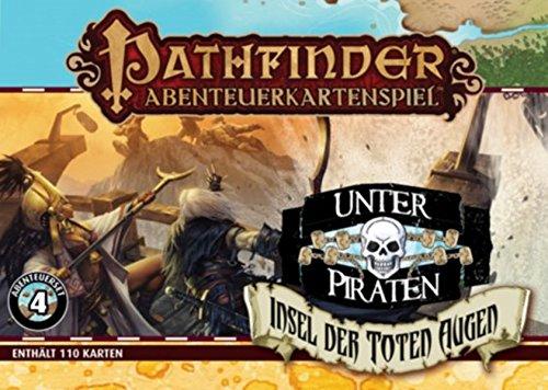 Pathfinder Abenteuerkartenspiel • Insel der Toten Augen/Unter Piraten Set 4