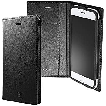 GRAMAS LC634 Full Leather Case for iPhone 6s/6 (Black)