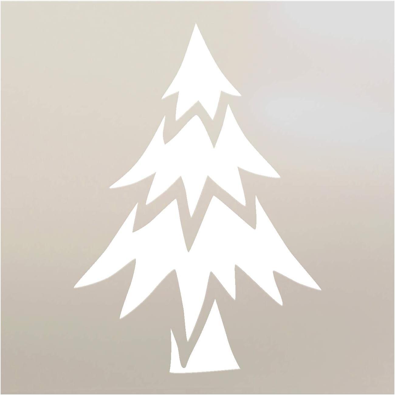8-12 x 11 Christmas /& Beyond Stencil